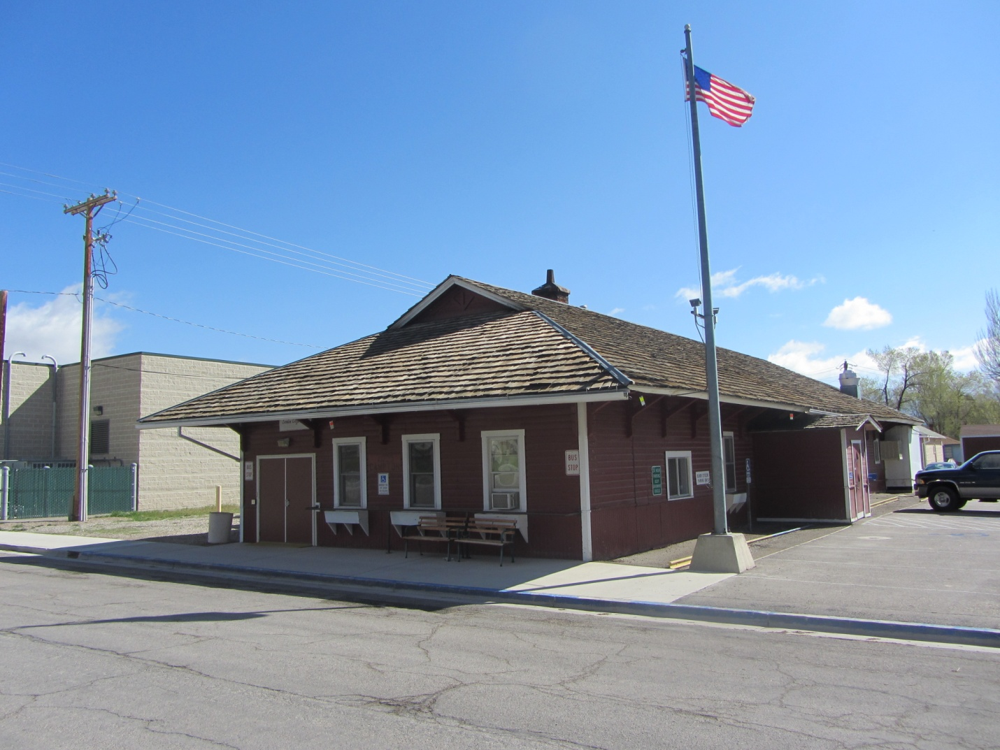 White Pine County Senior Center